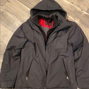 J. Whistler coat